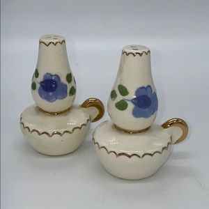 Other - Vintage Hand Painted Lamp Salt and Pepper Shakers